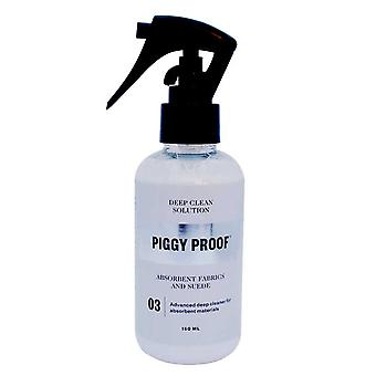 Piggy Proof Deep Clean Solution - 150 ml