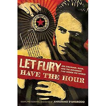 Let Fury Have the Hour - Joe Strummer - Punk - and the Movement that S