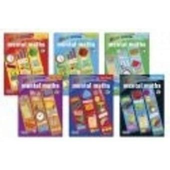 New Wave Mental Maths Book 6 - Workbook 6 - 9781920962449 Book
