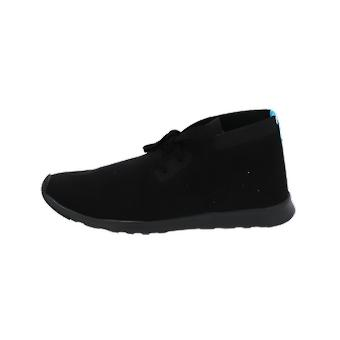 Native AP CHUKKA Women's Boots Black Lace-Up Boots Winter