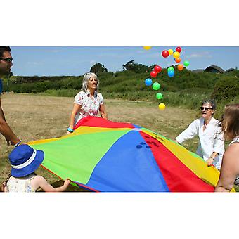 Garden Games: Parachute Game