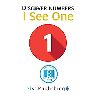 I See One by Xist Publishing - 9781532410444 Book