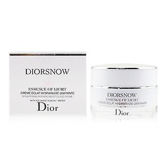 Diorsnow essence of light brightening refining moist cloud creme 248485 50ml/1.7oz