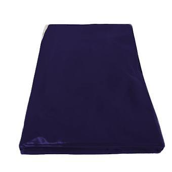 Dormitorio a juego conjuntos futón cubierta solamente, doble 2 plaza en azul marino. Disponible en 11 colores
