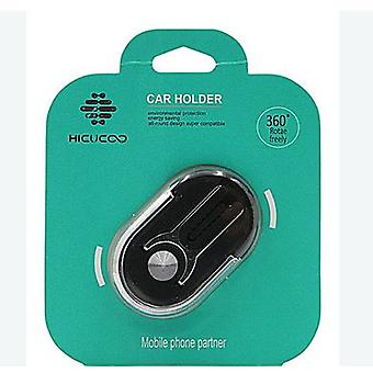Apple Iphone 11 Pro (Black) Hicucoo Car Phone Holder Air Vent Grip Mount Stand 360°