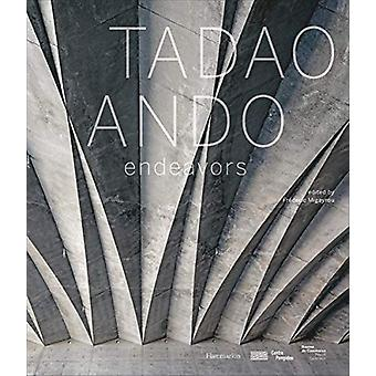 Tadao Ando - Endeavours by Frederic Migayrou - 9782080204042 Book