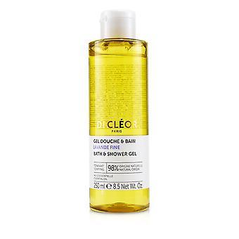 Lavende fine tonifying bath & shower gel 250ml/8.5oz
