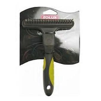 Zolux Tooth Single Curry Comb (Dogs , Grooming & Wellbeing , Brushes & Combs)