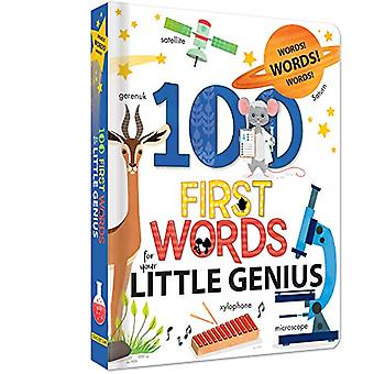 100 First Words for Your Little Genius by Anne Paradis - 978289802054