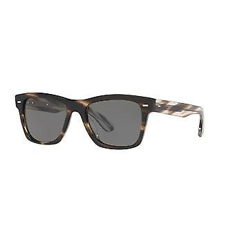 Oliver Peoples Oliver Sun OV5393SU 1612R5 Cinder Cocobolo/Carbon Grey Sunglasses