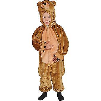 Cute Bear Child Costume
