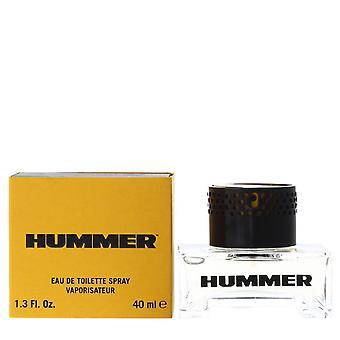 Hummer Eau de Toilette 40ml Spray For Him