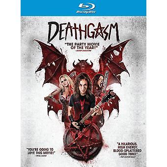 Deathgasm [Blu-ray] USA import