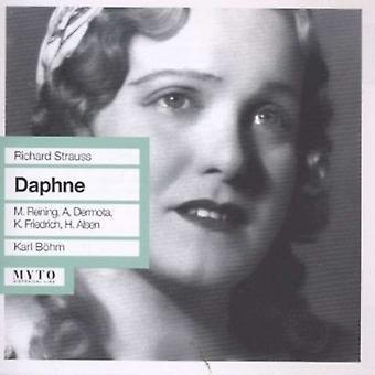 R. Strauss - Richard Strauss: Daphne [CD] USA import