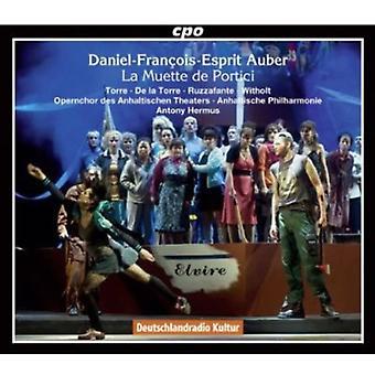Daniel-François-Esprit Auber - Daniel-Fran Ois-Esprit Auber: La Muette De Portici [CD] USA import