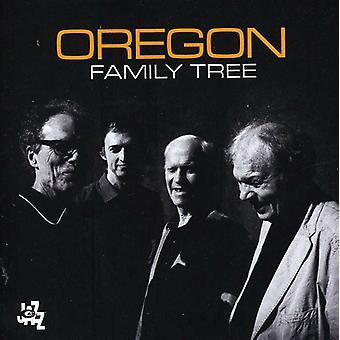 Oregon - Family Tree [CD] USA import