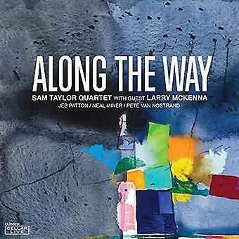 Taylor, Sam / McKenna, Larry - Along the Way [CD] USA import