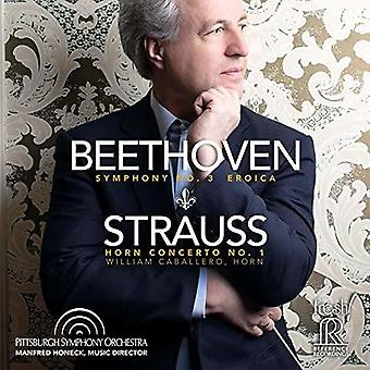 Beethoven / Pittsburgh Symphony Orch / Caballero - Symphony 3 [SACD] USA import
