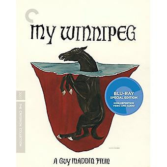 Mon import USA de Winnipeg [BLU-RAY]