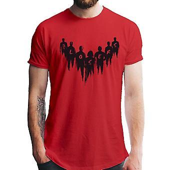 IT Chapitre 2 Adultes Unisex The Losers Design T-Shirt