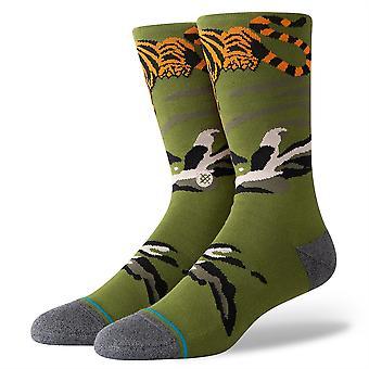 Stance Inline Men's Socks ~ Big Cat Crew
