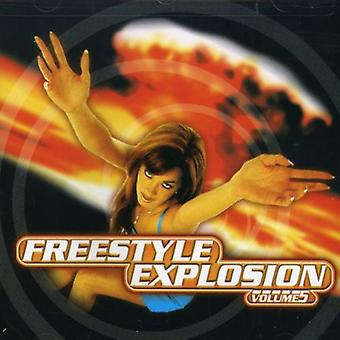 Freestyle Explosion - Vol. 5-Freestyle Explosion [CD] USA import