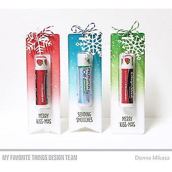 My Favorite Things Lip Balm Pouches