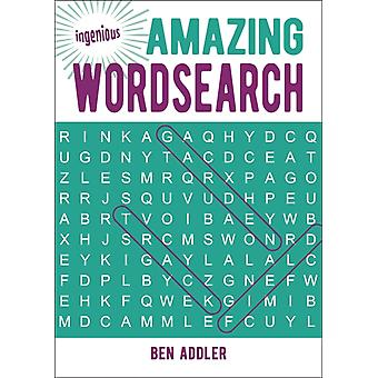 Amazing Wordsearch by Addler & Ben