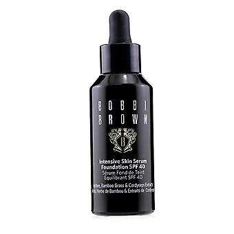 Intensive skin serum foundation spf40 # cool sand 226391 30ml/1oz