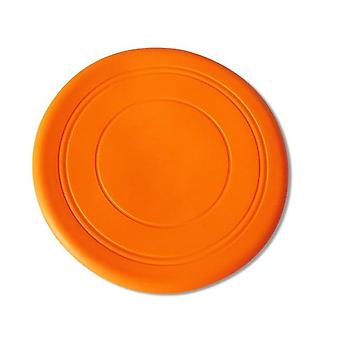 Soft Rubber Frisbee- Pet Dog Chew And Training Toy