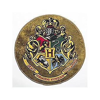 Doormat - Harry Potter - Hogwarts Crest Logo hp-0800