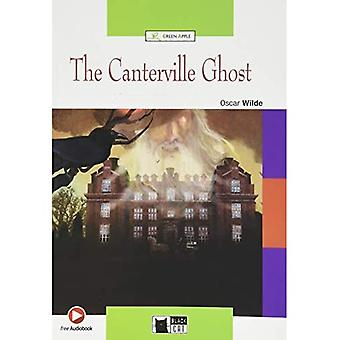 Green Apple: The Canterville Ghost + audio CD + App