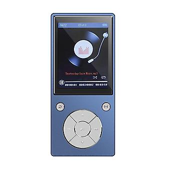 Advanced 4.0 Bluetooth, 2.4inch Hd Scrren-mp3player With Built-in Speaker
