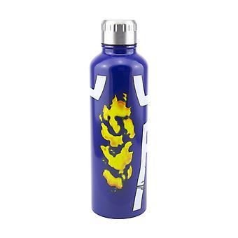 My Hero Academia Metal Water Bottle Stainless Steel 450ml | Izuku Midoriya