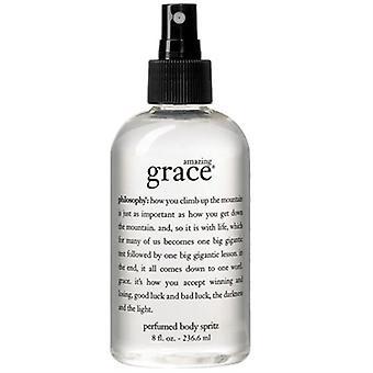 Filosofi Amazing Grace kroppen Spritz 236ml / 8oz