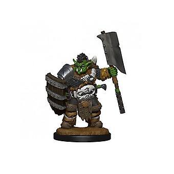 Orc WizKids Wardlings Miniaturen (6 eenheden)