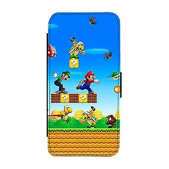 Super Mario Samsung Galaxy S9 Plånboksfodral