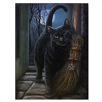 Lisa Parker Brush With Magick Canvas