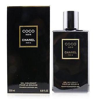 Coco Noir Foaming Shower Gel 200ml or 6.8oz