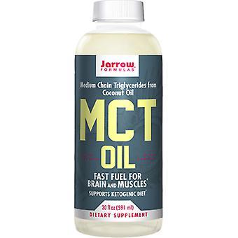 Jarrow Formulas MCT Oil، 20 أوقية