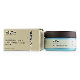 Deadsea water deep nourishing hair mask 230516 250ml/8.5oz