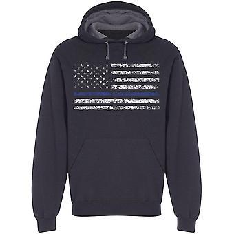 American Police Usa Law Huppari Men's -Kuva: Shutterstock