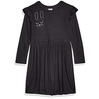 Brand - Spotted Zebra Girls Cozy Knit Dress