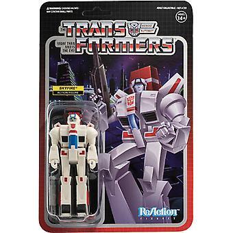 Transformers Reaction Figures Wave 2 - Skyfire USA importation