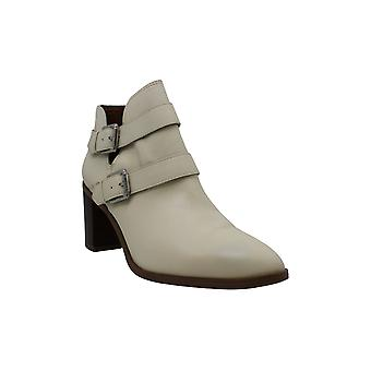 Franco Sarto Women's Shoes Buck Leather Pointed Toe Ankle Fashion Boots