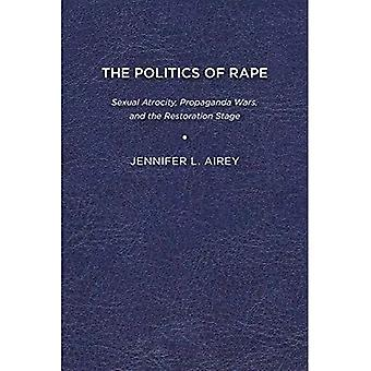 The Politics of Rape: Sexual Atrocity, Propaganda Wars, and the Restoration Stage