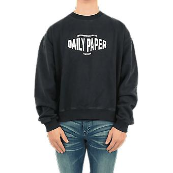 Daily Paper Hoyouth Sweat Black 2021312 Top