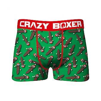 South Park Mr. Hankey Holiday Themed Underwear Boxer Briefs