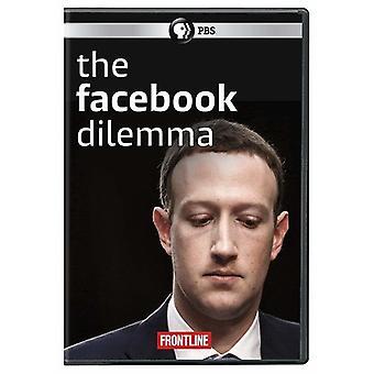 Frontline: Facebook Dilemma - Del 1 & Del 2 [DVD] USA import