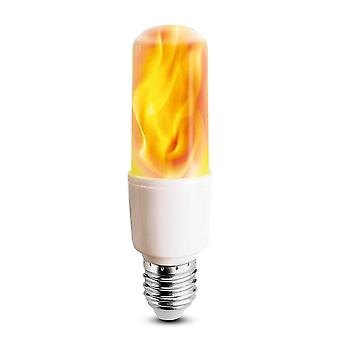 Led Dynamic Flame Effect Bec, Multiple Mode Creative Corn Lamp,